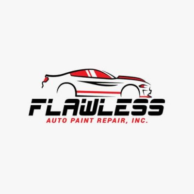 Flawless Auto Custom Logo Design